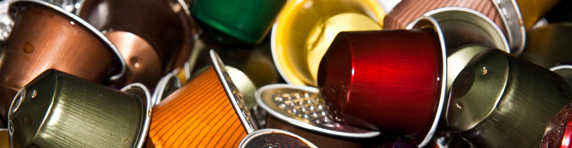 Tutto l'aroma del buon espresso italiano