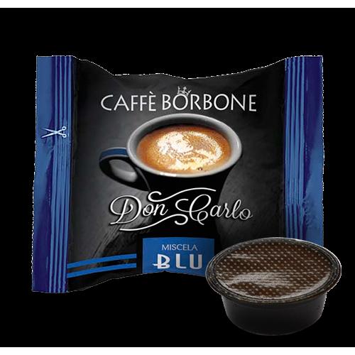 Caffè Borbone Miscela Blu - Capsule compatibili A Modo Mio