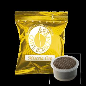 Caffè Borbone Miscela Oro - Capsule compatibili Espresso Point
