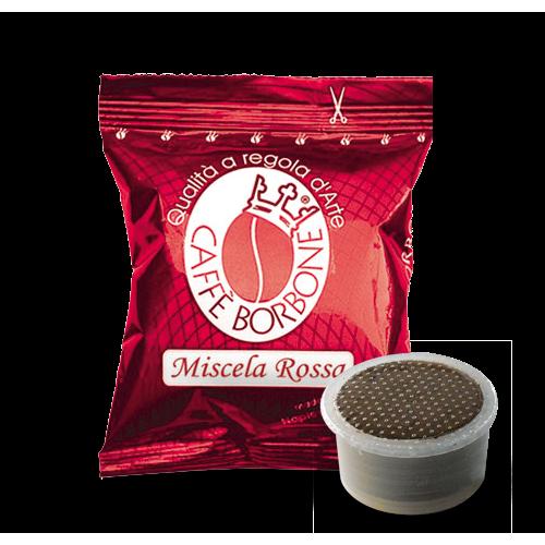 Caffè Borbone Miscela Rossa - Capsule compatibili Espresso Point