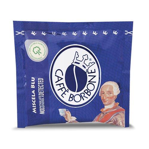Caffè Borbone Miscela Blu - Cialde carta ESE 44mm