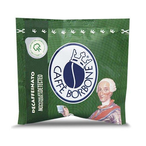 Caffè Borbone Decaffeinato - Cialde carta ESE 44mm