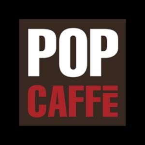 Pop caffè Logo