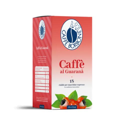 Caffè Borbone Caffè al Guaranà - Cialde carta ESE 44mm