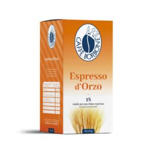 Caffè Borbone Espresso d'Orzo - Cialde carta ESE 44mm