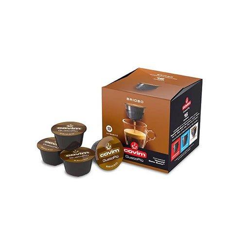 Covim Brioso - Capsule Compatibili Nescafè Dolce Gusto