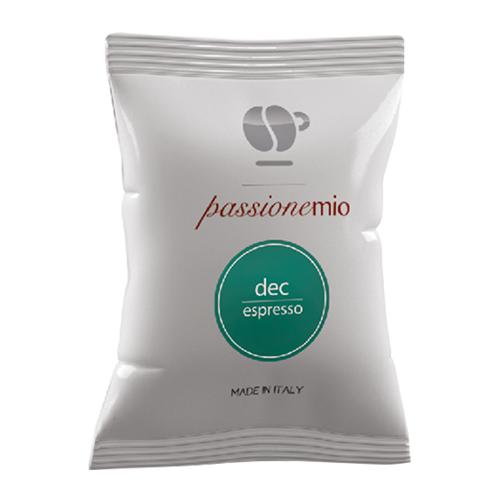 Lollo Caffè PassioneMio Miscela Dek - Capsule Compatibili Lavazza A Modo Mio