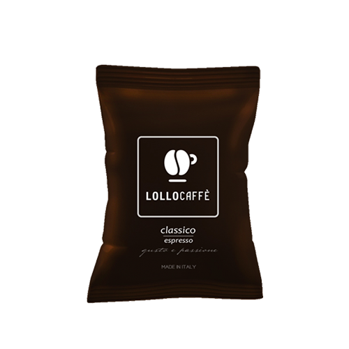 Lollo Caffè Miscela Classica - Capsule Compatibili Lavazza Espresso Point