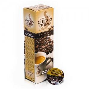 Caffitaly Chicco d'oro Espresso Italiano - Capsule compatibili Caffitaly System