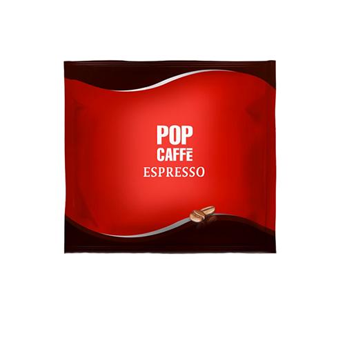 Pop Caffè Miscela Rossa - Cialde carta ESE 44mm