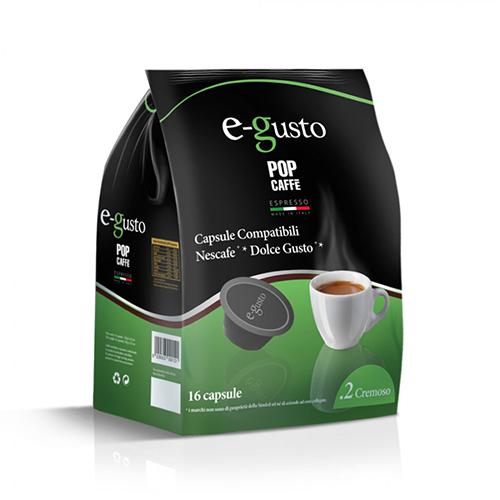 Lollo Caffè Miscela 2 Cremoso - Capsule Compatibili Nescafè Dolce Gusto