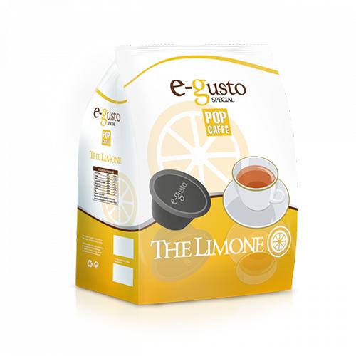 Pop Caffè e-gusto The Limone - Capsule Compatibili Nescafè Dolce Gusto