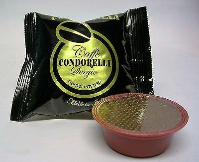 50 Capsule Caffe' Condorelli Sergio compatibile a modo mio GUSTO INTENSO