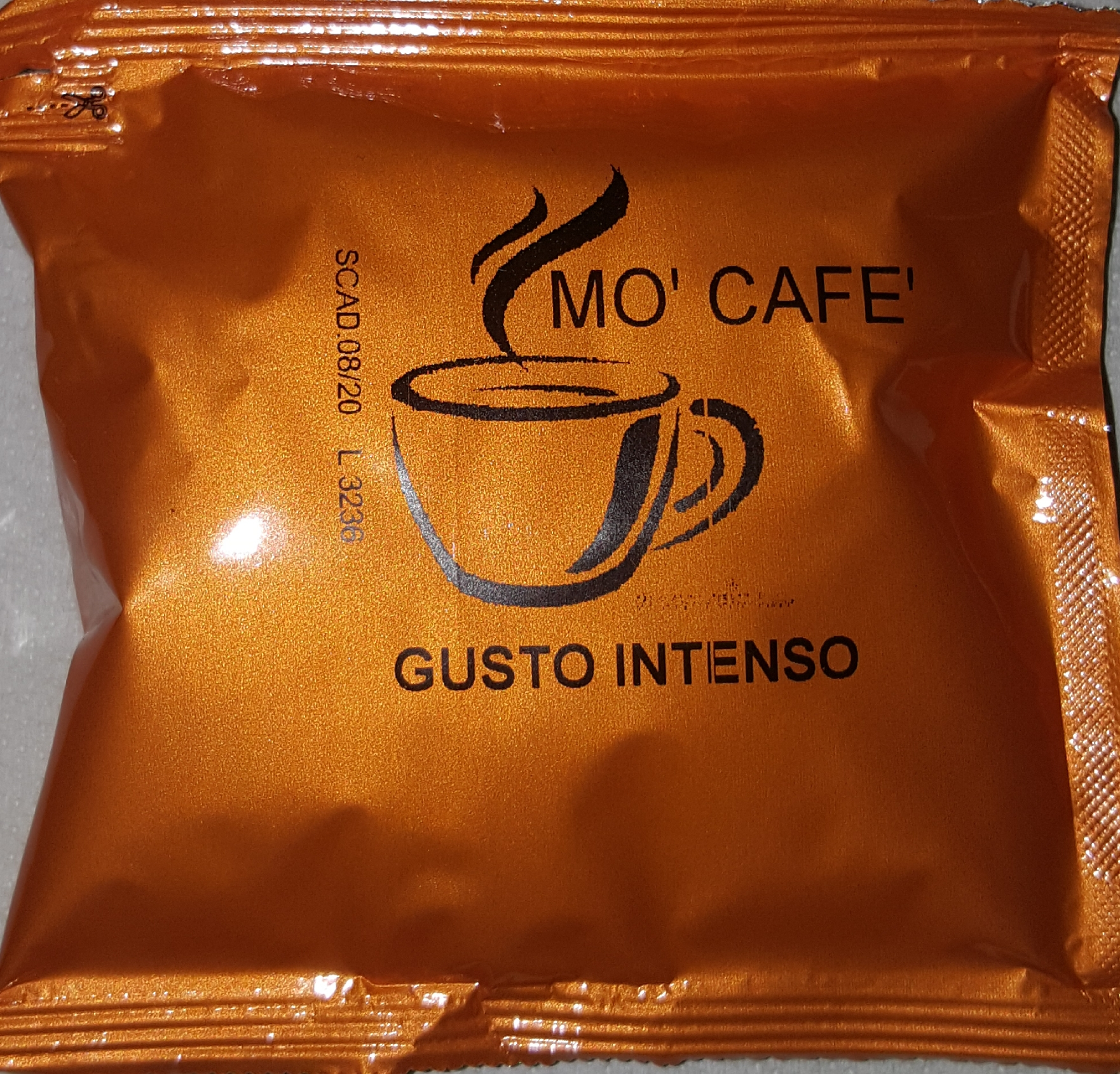 100 pz CIALDE CAFFE' FILTROCARTA 44MM GUSTO INTENSO