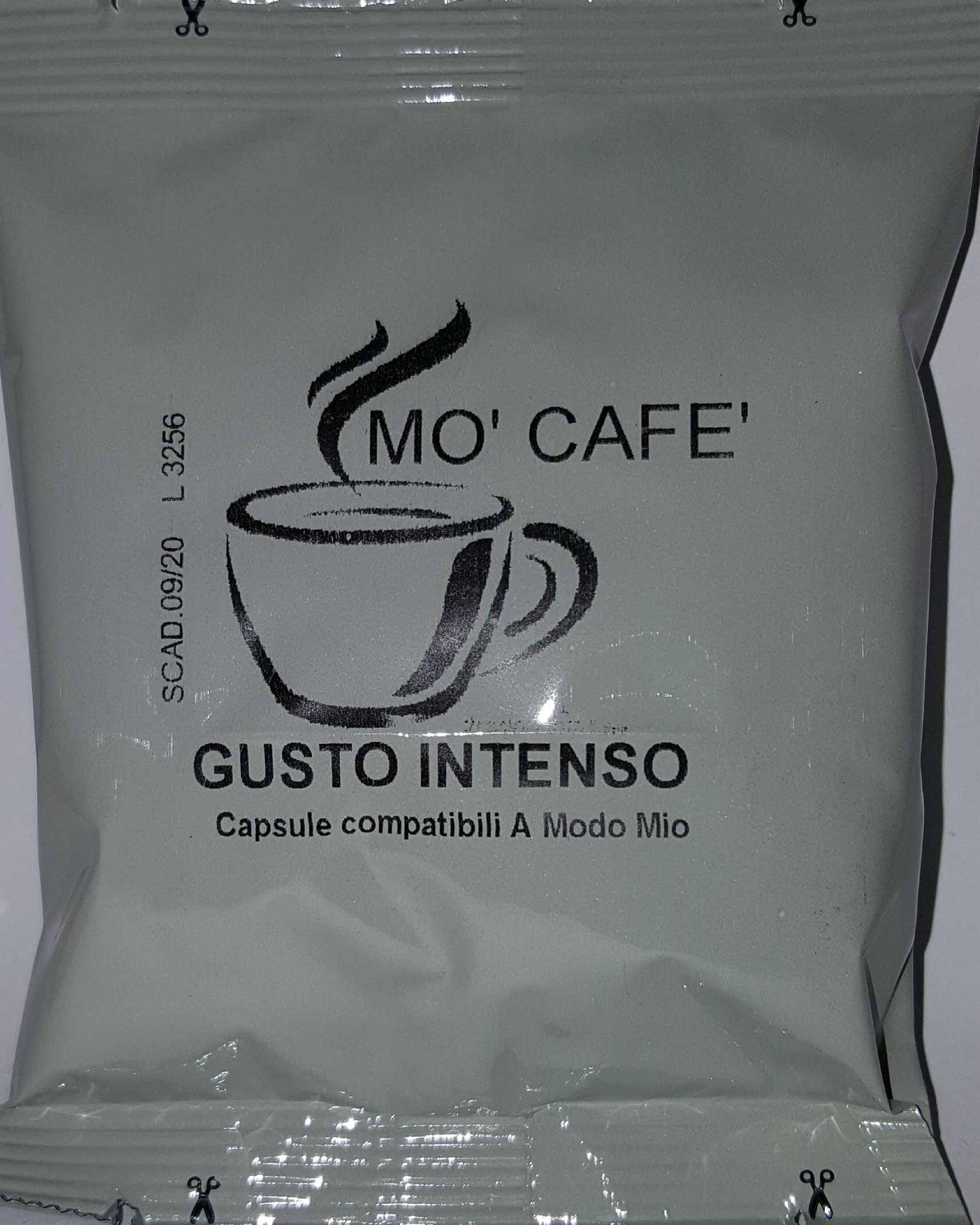 100 CAPSULE MO' CAFE' COMPATIBILI LAVAZZA A MODO MIO