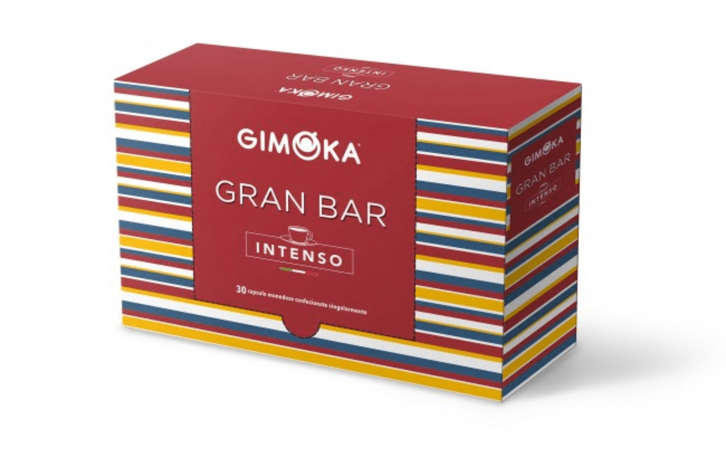 150 CAPSULE CAFFE' 32mm GIMOKA Gran Bar