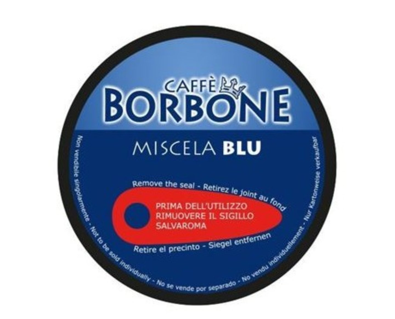 CAFFE BORBONE 150 CIALDE BLU OMAGGIO KIT ACCESSORI