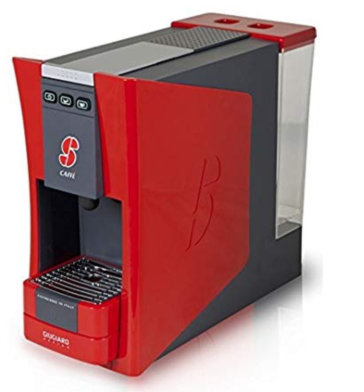 MACCHINA ESSSE CAFFE' S 12 + 100 CAPSULE OMAGGIO